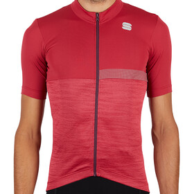 Sportful Giara Jersey Men red rumba